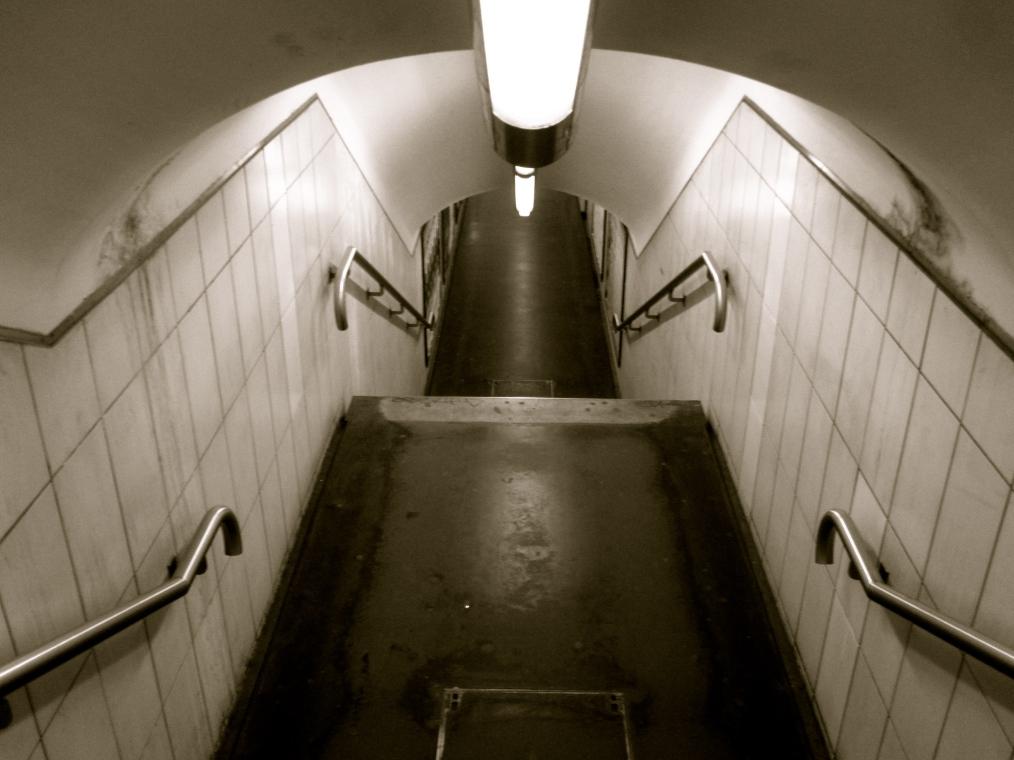 In the Underground ofParis