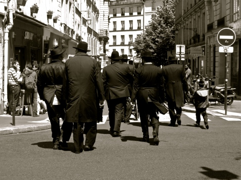 Multiculturalism in the Streets ofParis