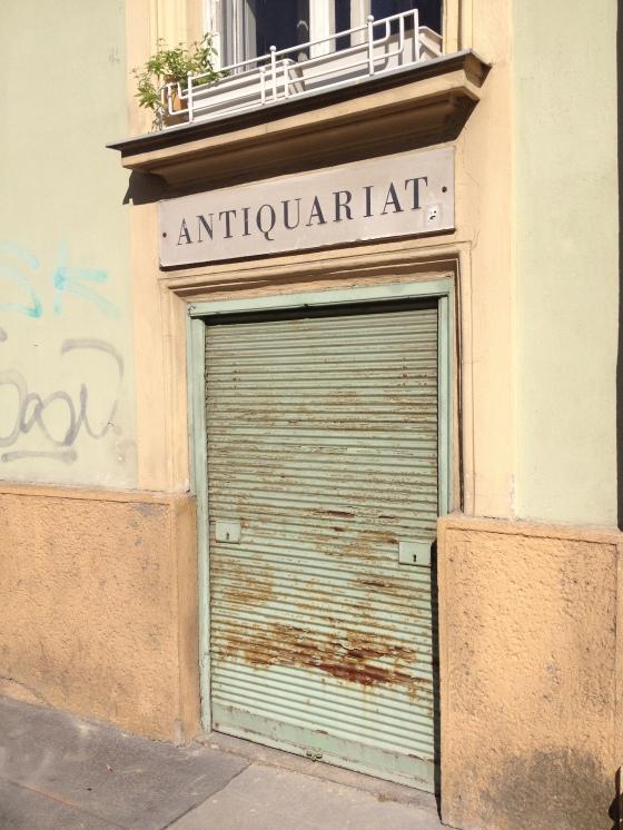 Antiqued Vienna